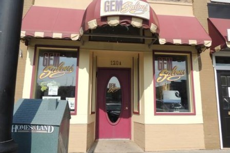 Becky Baker at GEM Salons