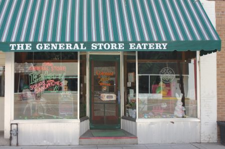 *The General Store Eatery