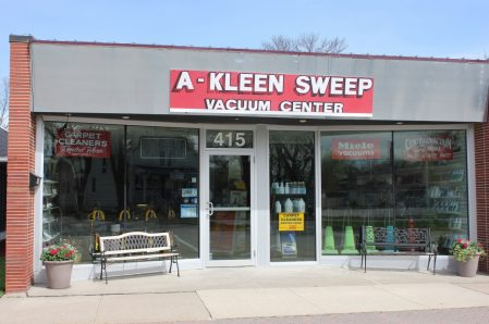 A-Kleen Sweep Vacuum Center