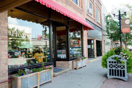 *Heart of Iowa Market Place