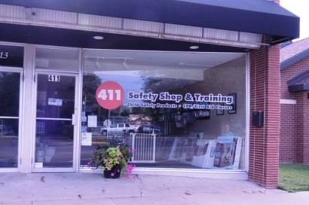 411 Safety Shop & Training