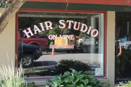 Hair Studio on Vine