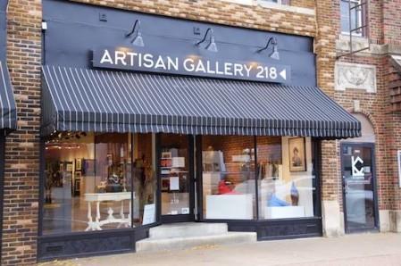 *Artisan Gallery 218