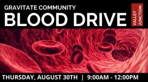 Gravitate Blood Drive