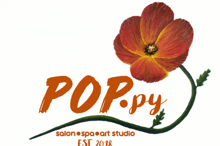POP·py     Salon · Spa · Art Studio